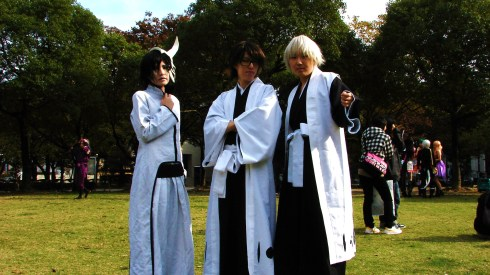 Asianbeat Festa vol.3 - Personnages de Bleach